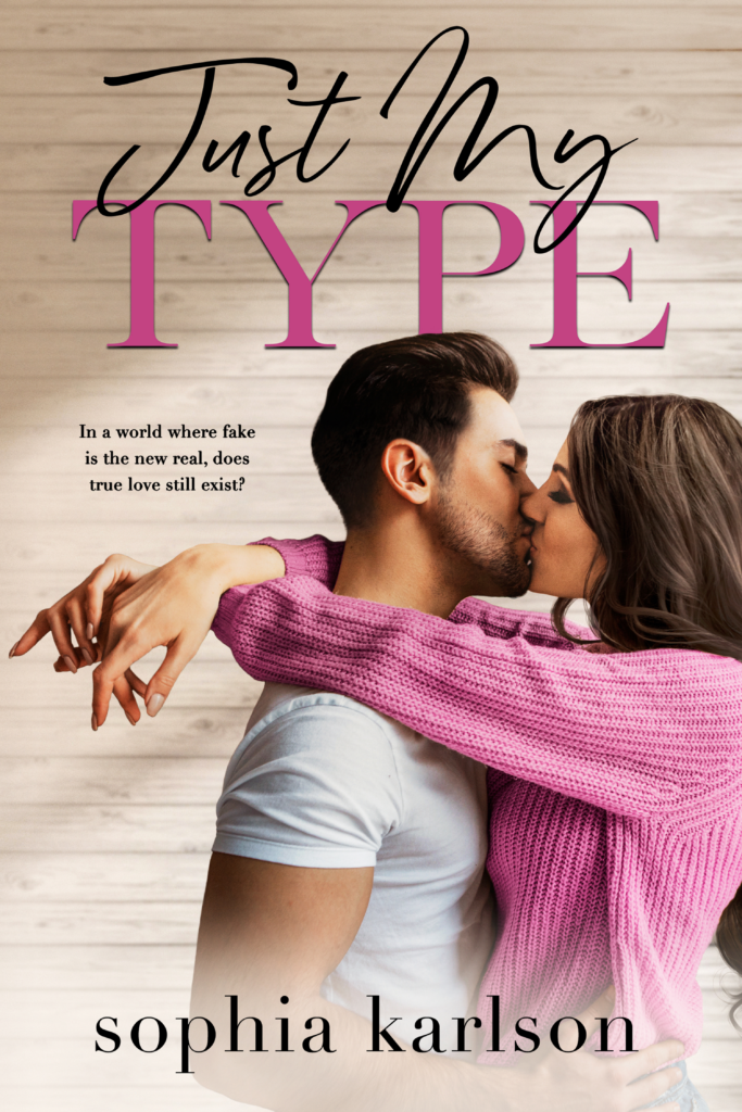 Book Cover: Just My Type